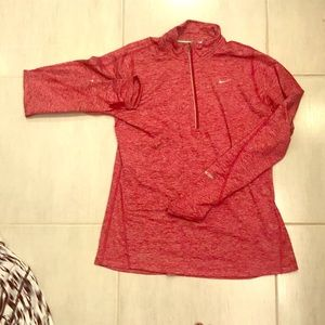 dry fit nike pull over